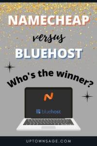 Namecheap Vs. Bluehost: Who's the winner in web-hosting??