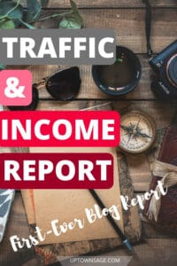 Traffic & Income Report: December 2020 (1st Month Ever)