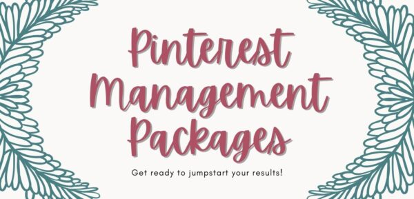 Pinterest Management Packages
